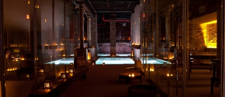 Photo creidt: Aire Ancient Baths for sharing. Thank you!
